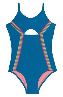 Gossip Girl Color of Fun One-Piece Swimsuit