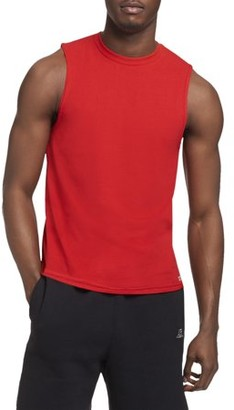 Russell Athletic Men's Essential Dri-Power Muscle T-Shirt with 30+ UPF