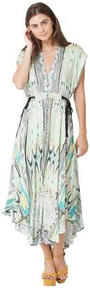 Hale Bob Giana Flutter Dress