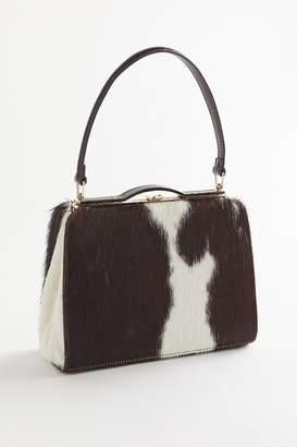 Urban Outfitters Molly Kiss Lock Handbag