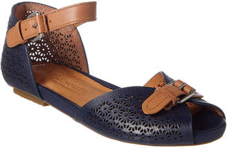 Gentle Souls Bessie Leather Sandal