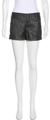 Alice + Olivia Wool-Blend Shorts