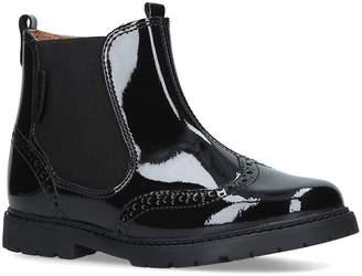 Start Rite Start-rite Patent Chelsea Boots