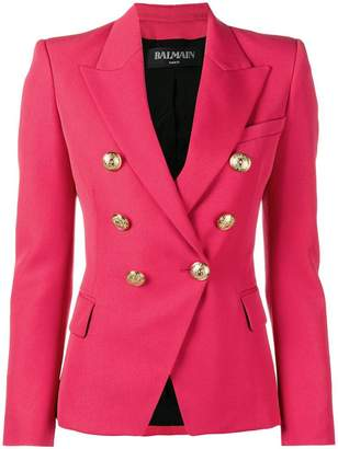 Balmain double button blazer