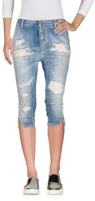 Manila Grace Denim capris