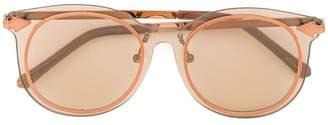 Karen Walker Miss Persimmon sunglasses
