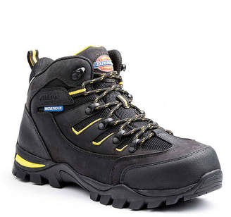 Dickies Mens Raider Flat Heel Lace-up Work Boots