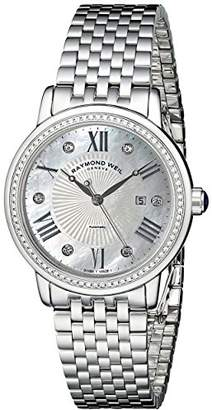 Raymond Weil Women's 2637-STS-00966 Maestro Stainless Steel Watch with Stainless Steel Link Bracelet