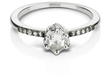 MANIAMANIA Entity Diamond Solitaire Ring