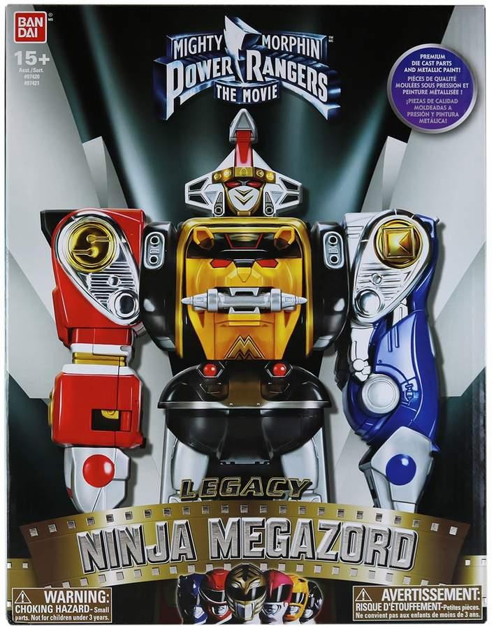 Power Rangers Legacy Ninja Megazord