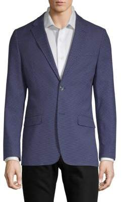 Ben Sherman Dotted Two-Button Sportcoat