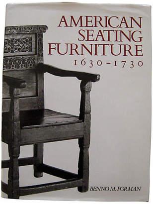 One Kings Lane Vintage American Seating Furniture 1630-1730