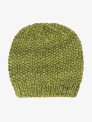 cd1f92d68fc at Browns Fashion · The Elder Statesman green cashmere beanie