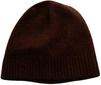 Ralph Lauren Brown Cashmere Hats