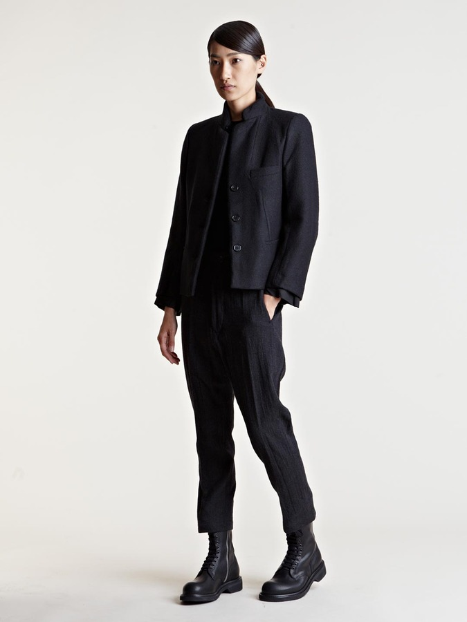 Rick Owens Women's Easy Astaire Pants