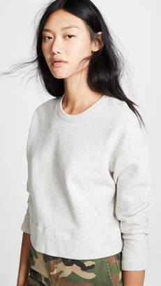 James Perse Luxe Sweatshirt