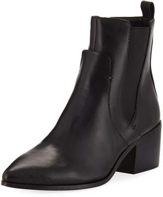 Elie Tahari Resist Double-Gore Western Boots