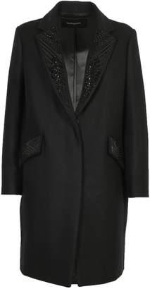 Tara Jarmon Woven Coat