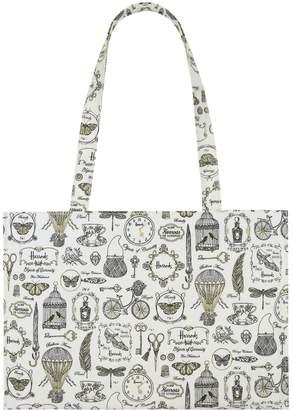 11b7e75873 at Harrods · Harrods Vintage Collection Shoulder Tote Bag