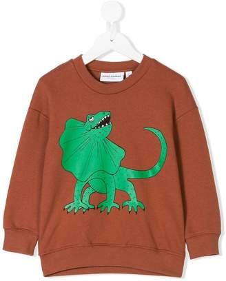 Mini Rodini draco print sweatshirt