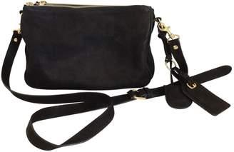 Vanessa Bruno Lune leather crossbody bag