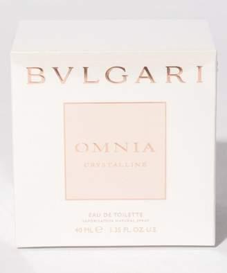 Bvlgari Import Super Bargain 【 】オムニア クリスタリン オードトワレ 40mL