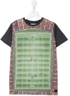 Molo TEEN soccer print T-shirt