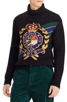 Polo Ralph Lauren Turtleneck Wool Sweater
