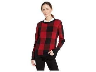 Pendleton Plaid Cotton Pullover