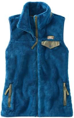 L.L. Bean Women's L.L.Bean Hi-Pile Fleece Vest