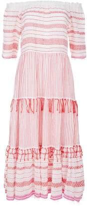Lemlem Tiki Strapless Maxi Dress
