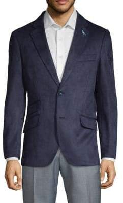 Tailorbyrd Stretch-Fit Notch Lapel Jacket