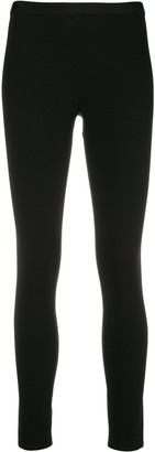 Helmut Lang high waisted leggings