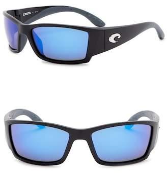 Costa del Mar Corbina Polarized Wrap 62mm Sunglasses