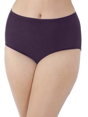 Vanity Fair Women's Plus Size Illumination Brief Panty