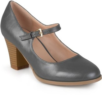 Brinley Co. Women's Mary Jane Classic Pumps