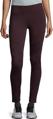Andrew Marc Women's Ponte Slip-On Leggings