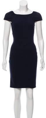 Diane von Furstenberg Helen Short Sleeve Dress