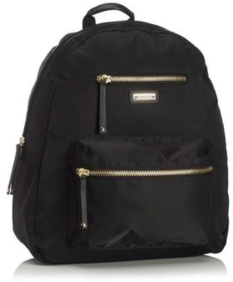 Infant Storksak 'Charlie' Backpack Diaper Bag - Black $150 thestylecure.com