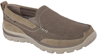 Skechers Milford Men's Moc-Toe Slip-On Shoes