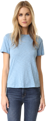 Vince Little Boy Slub Tee $75 thestylecure.com