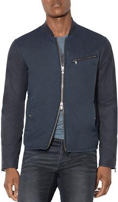 John Varvatos Star USA Bomber Jacket $298 thestylecure.com