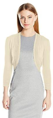 Jessica Howard Women's Petite Separate Bolero Shrug