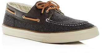 Sperry Men's Bahama II Wool & Leather Boat Shoes