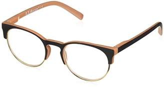 A. J. Morgan A.J. Morgan Unisex-Adult Articulate - Power 3.00 54232 Round Reading Glasses