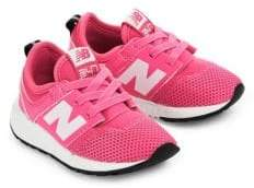 New Balance Baby's & Little Girl's Lace-Up Low-Top Sneakers