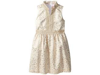 Lilly Pulitzer Mini Franci Dress (Toddler/Little Kids/Big Kids)