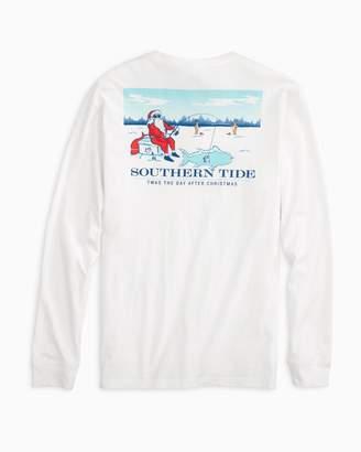 DAY Birger et Mikkelsen Southern Tide Twas the After Christmas Long Sleeve T-Shirt
