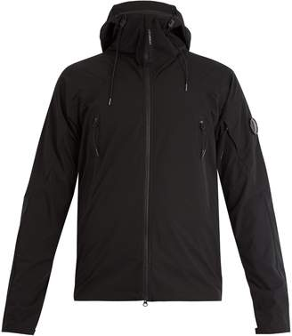 C.P. Company Pro-Tek lens detail hooded lightweight jacket