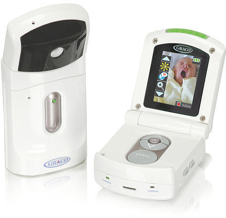 Graco iMonitor Video Vibe Digital Monitor
